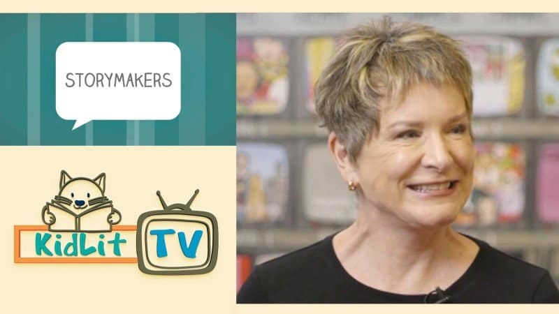 KidLit TV | StoryMakers with Roxie Munro