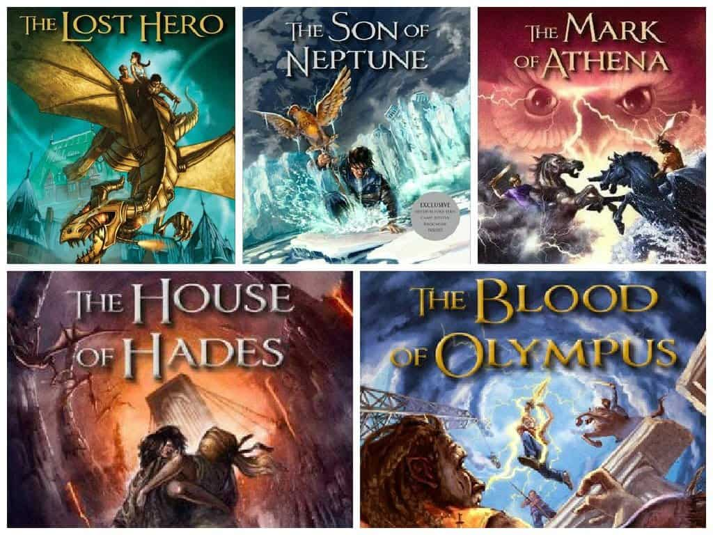 heroes of olympus rick riordan Here's a complete list of books in the heroes of olympus series by rick riordan,  including details about all of the novels and short stories.