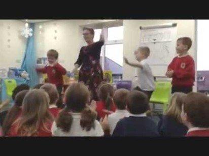 Lynne Chapman: Illustrator Visit at a Primary School