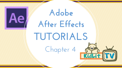 After Effects Tutorial #4 – Basics of Video Editing Part 2
