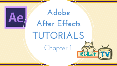 Adobe After Effects Tutorial #1: Basic Tips for Beginners
