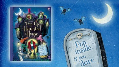 haunted house book report
