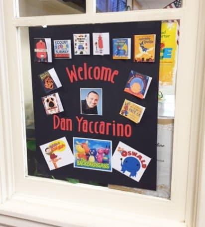 Dan's School Visit