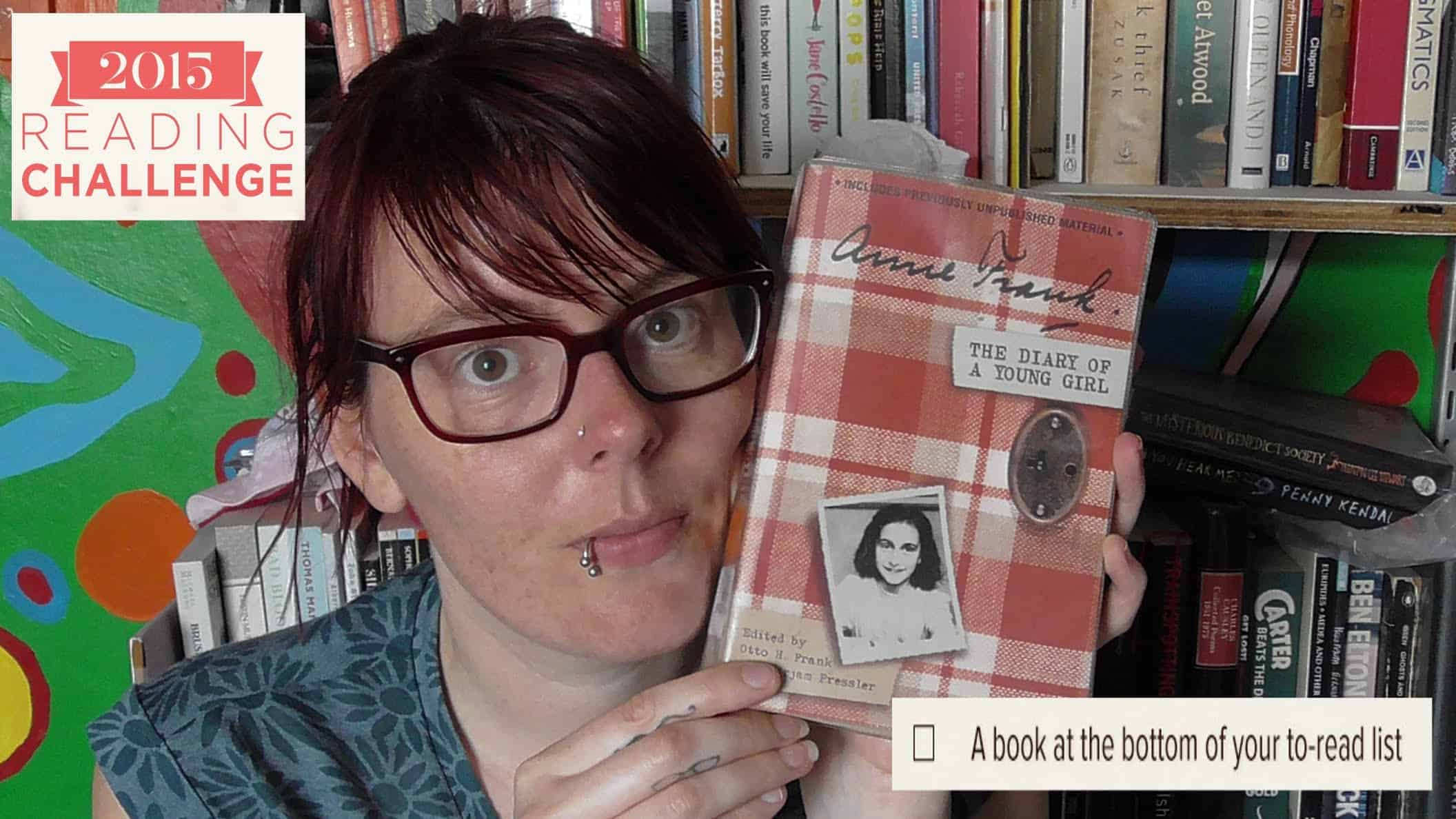 a summary of a diary of a young girl by anne frank