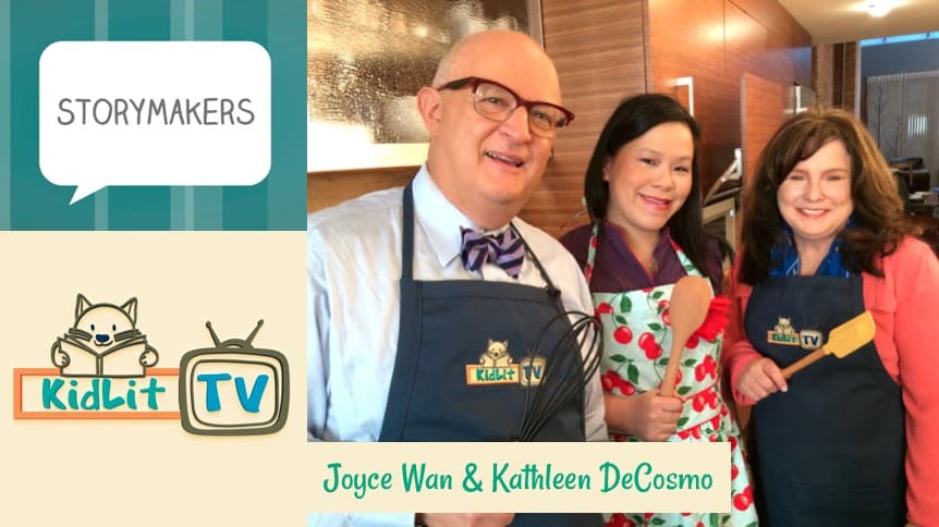 StoryMakers Featured Image - Joyce Wan and Kathleen Decosmo
