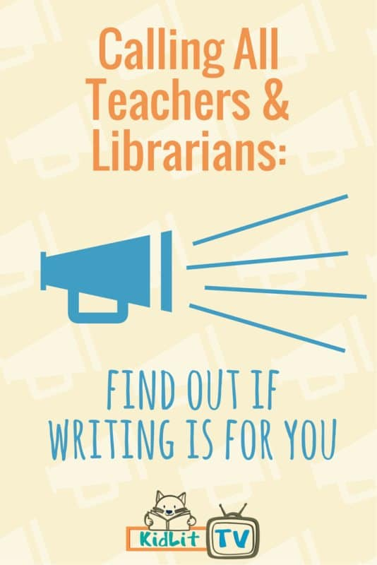 Teachers and Librarians Is Writing For You Pinterest