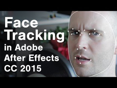 Face Tracking – New in After Effects CC 2015