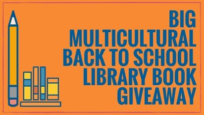 Back to School Library Book Bundle Giveaway!
