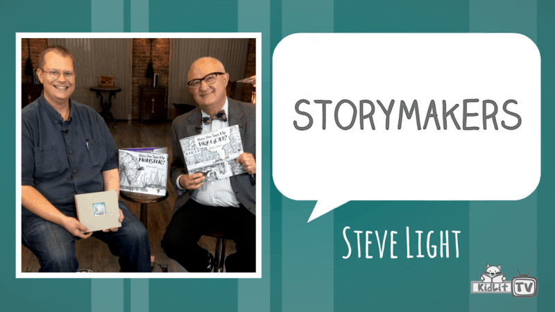 StoryMakers - Steve Light