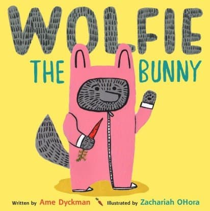 Wolfie the Bunny cover
