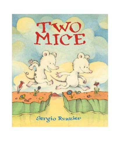 Milk & Cookies & Two Mice with Sergio Ruzzier