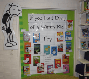 If you liked diary of a wimpy kid kidlit tv for Diary of a wimpy kid crafts