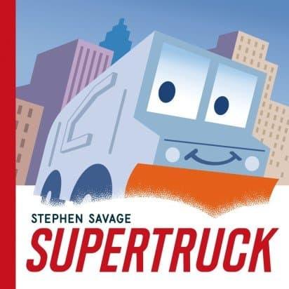Supertruck Cover