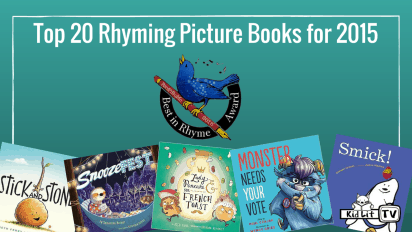 Top 20 Rhyming Picture Books for 2015