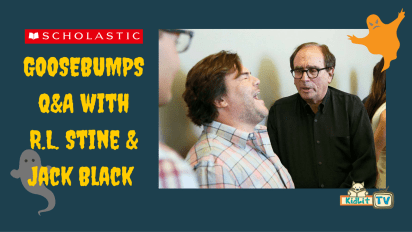 Q&A with R.L. Stine and cast of 'Goosebumps' the movie