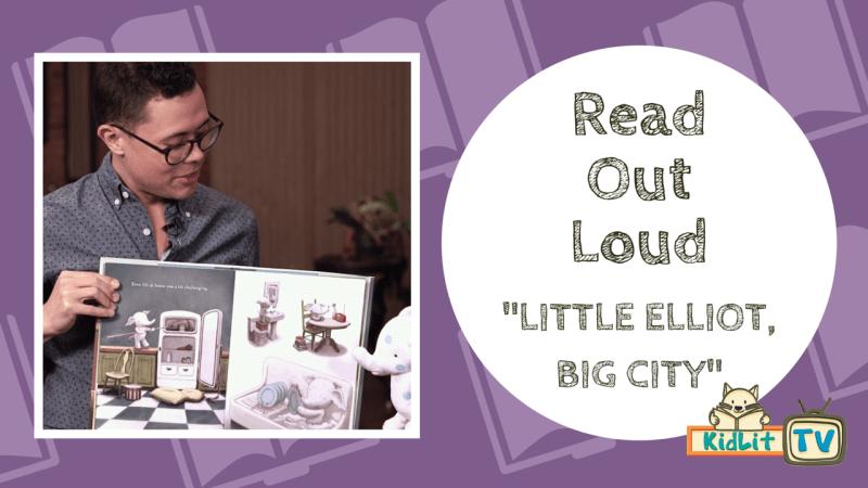 Read Out Loud Little Elliot Books