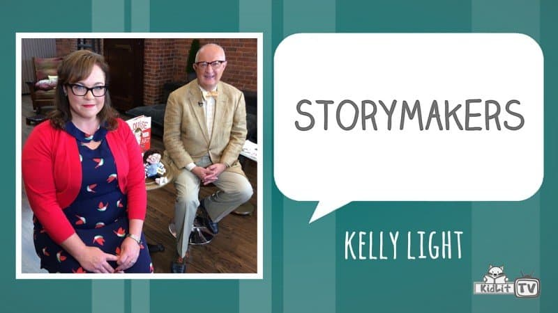 STORYMAKERS Kelly Light