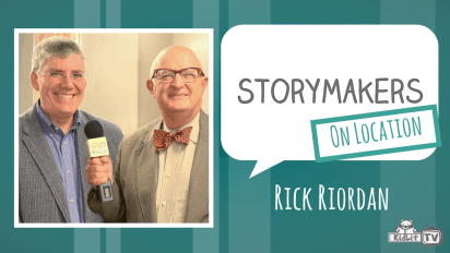 On Location | Rick Riordan's 'Magnus Chase'