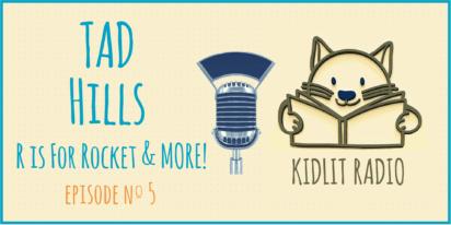 KidLit Podcast: Tad Hills