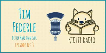 KidLit Podcast: Tim Federle