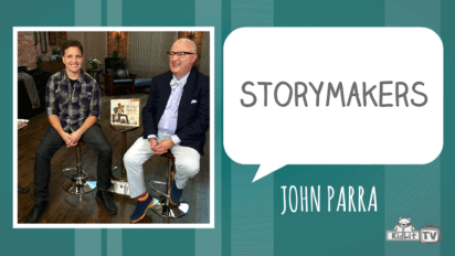 StoryMakers | Marvelous Cornelius' John Parra