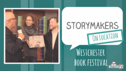 StoryMakers On Location - Westchester Book Festival Image