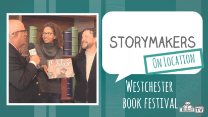 StoryMakers On Location | Westchester Children's Book Festival