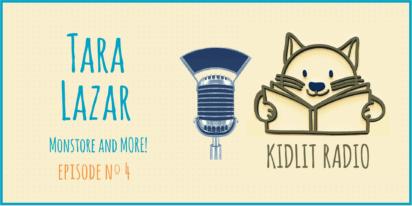 KidLit Podcast: Tara Lazar