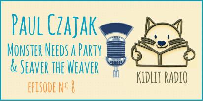KidLit Podcast: Paul Czajak