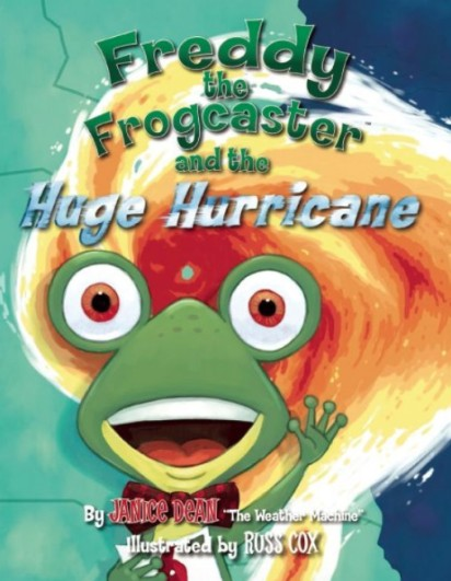 Freddy Frogcaster and the Huge Hurricane
