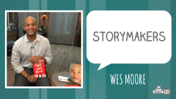 STORYMAKERS Wes Moore Image