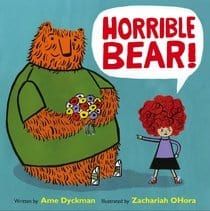 Horrible Bear Cover