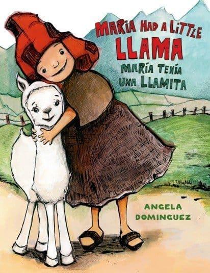 Maria Had a Little Llama Cover