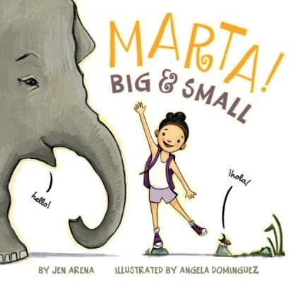 Marta Big and Small Cover