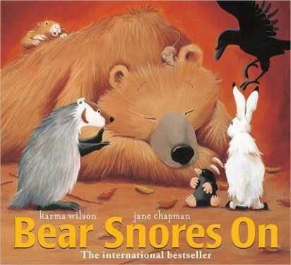 Bear Snores On main image cover