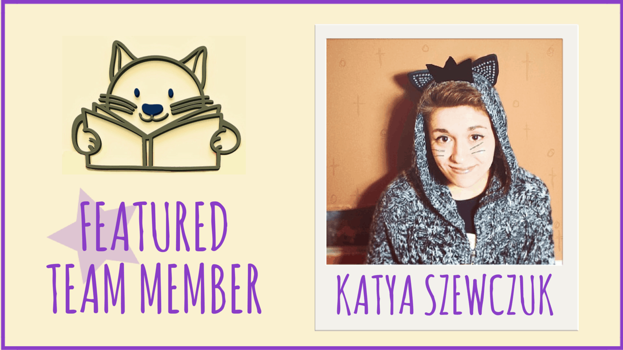 Featured Team Member | Katya Szewczuk Teaches Kidsu0026Teens How To Make Comics    KidLit TV