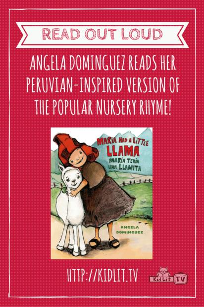 [P] Read Out Loud - Angela Dominguez (Maria Had a Little Llama)