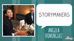 STORYMAKERS Angela Dominguez Featured Image