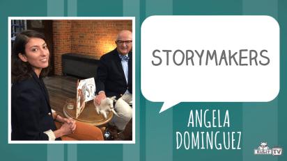 StoryMakers | Angela Dominguez