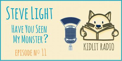KidLit Podcast: Steve Light