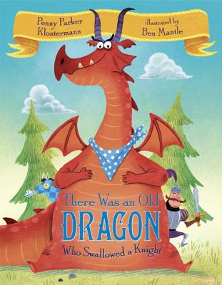 There Was An Old Dragon Book Cover