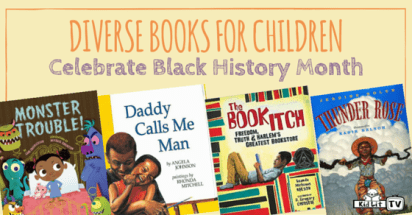 28 Picture Books to Celebrate Black History Month