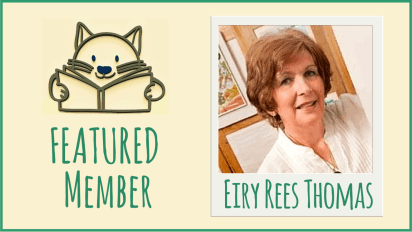 Featured Member: Eiry Rees Thomas