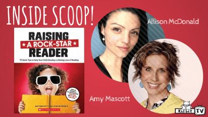 Inside Scoop: Raising a Rock-Star Reader