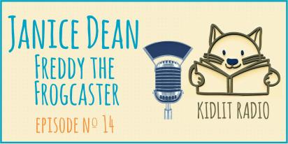 KidLit Podcast: Janice Dean
