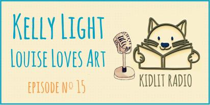 KidLit Podcast: Kelly Light