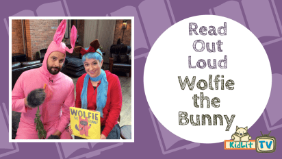 Wolfie the Bunny Read Out loud
