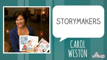 StoryMakers | Carol Weston's Ava Wren Series