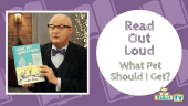 Read Out Loud - Rocco Staino - What Pet Should I Get