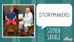 STORYMAKERS - Stephen Savage Featured Image